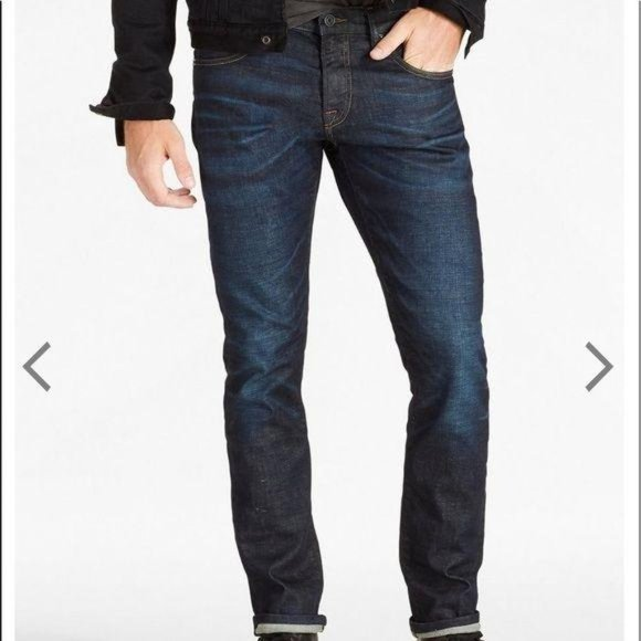 Lucky Brand Other - Lucky Brand Men's 101 Slim Jeans 38×32